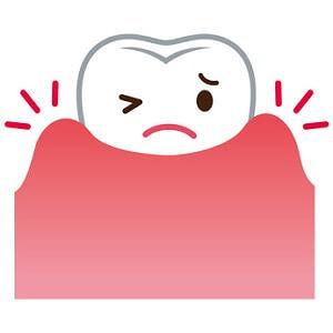 歯周病は、日本人が歯を失う大きな原因です。